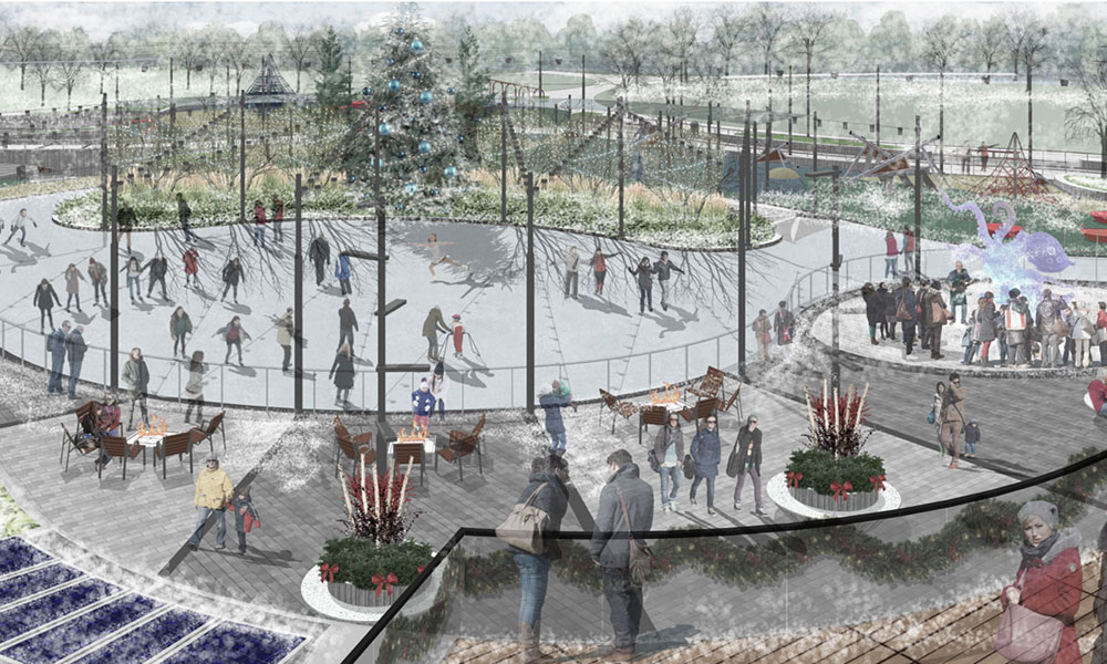 Howard Park Reconstruction